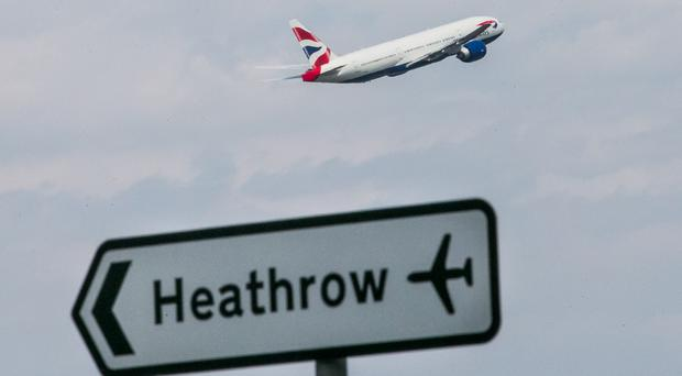 A decision on airport expansion has been left to new Prime Minister Theresa May