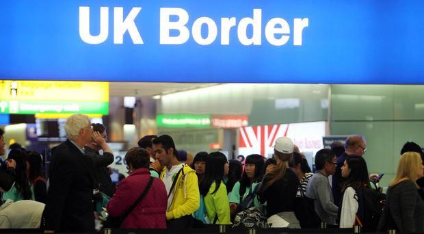 Brexit: An increase in numbers is expected before any move to tighten immigration rules