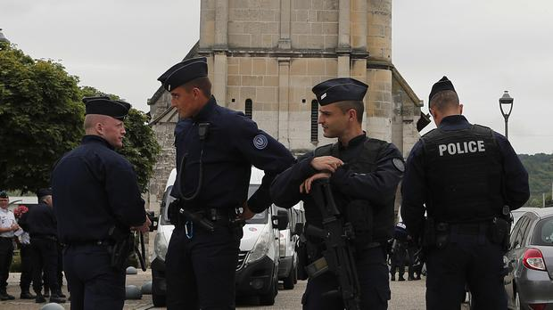 Second French church attacker was on security watch list