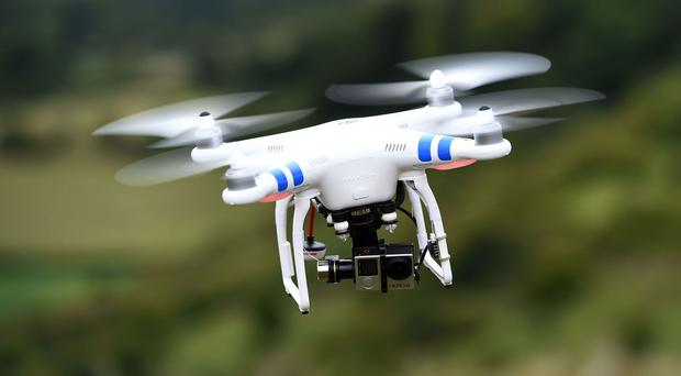 Admiral Lord West of Spithead said tighter safeguards were needed for commercially-available drones