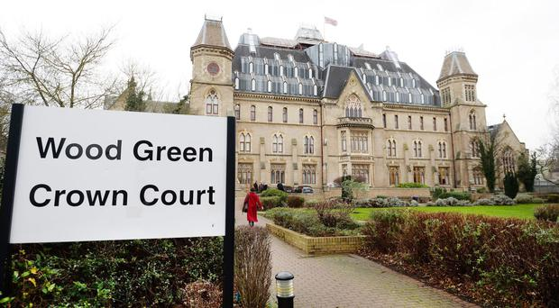 The 28-year-old was sentenced at Wood Green Crown Court