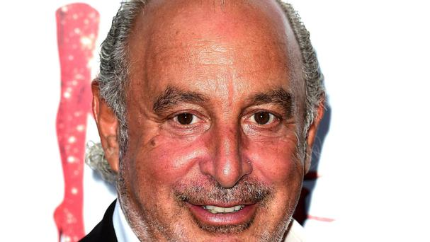 Sir Philip Green said there had been