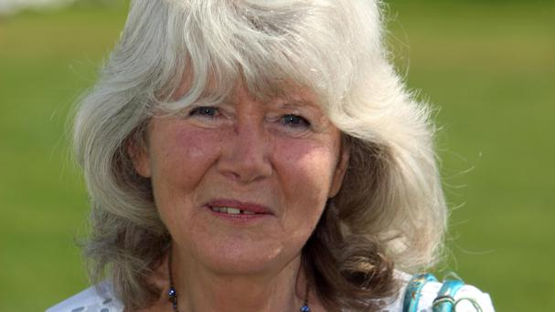 Jilly Cooper has decided her next book will be about football