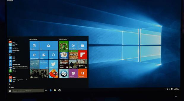 More than 350 million devices have been upgraded to Windows 10 since the software was released last year