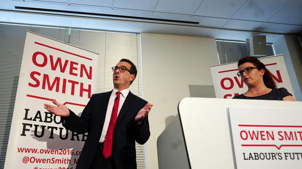 Labour leadership contender Owen Smith wants to tackle the minimum wage