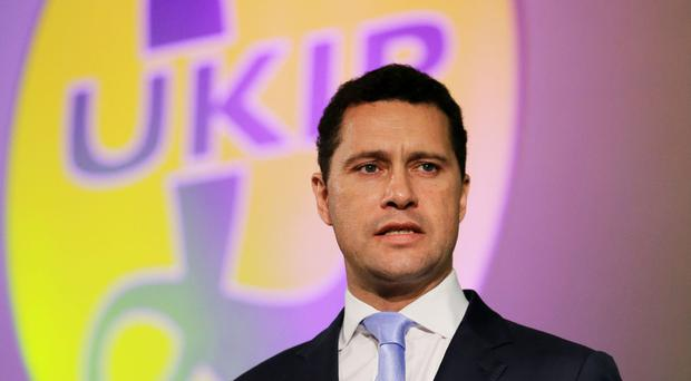Steven Woolfe was 17 minutes late submitting his nomination papers for the Ukip leadership race