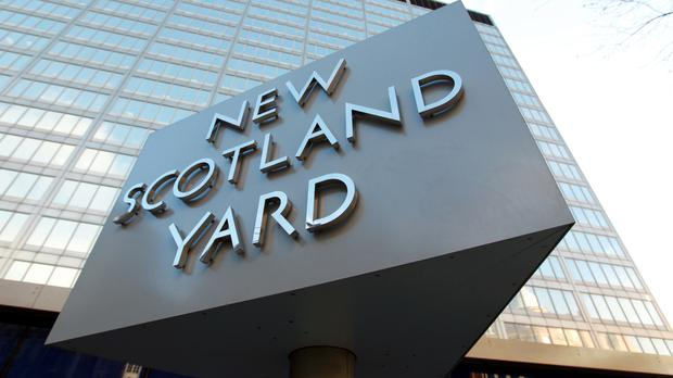 Scotland Yard said terrorism was explored as one possibility after the attack