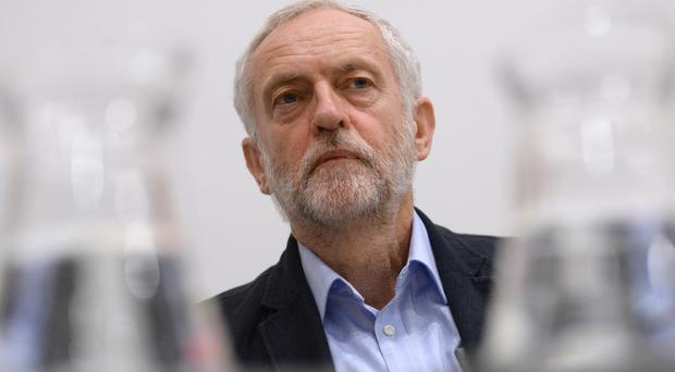 Jeremy Corbyn will set out his plans to rebuild Britain before a live debate with his Labour leadership rival Owen Smith