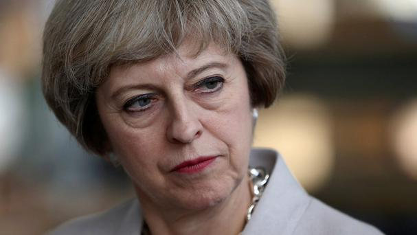 Theresa May has declared 18 donations from a two-week period linked to her Tory leadership campaign