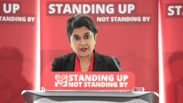 Shami Chakrabarti was recently made a Labour peer in the House of Lords