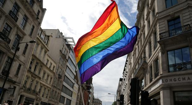 Foreign Secretary Boris Johnson has lifted a ban on UK embassies and high commissions flying the rainbow flag during gay pride events