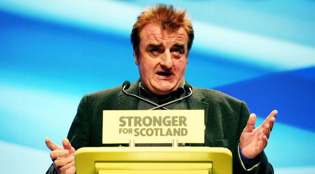 Tommy Sheppard wants to be depute leader