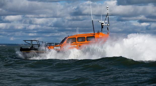 RNLI assets were deployed from Rye and Dungeness
