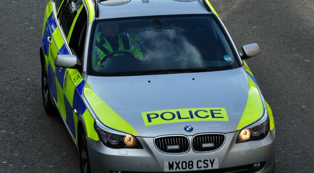 The van driver is alleged to have punched the 37-year-old driver in what has been described as unprovoked attack