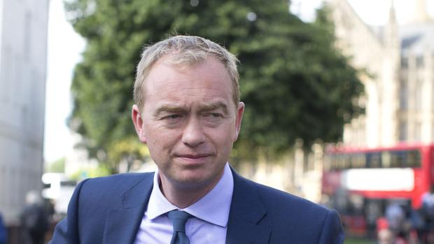 Tim Farron said the Lib Dems would work to block any Tory attempt to create new grammar schools