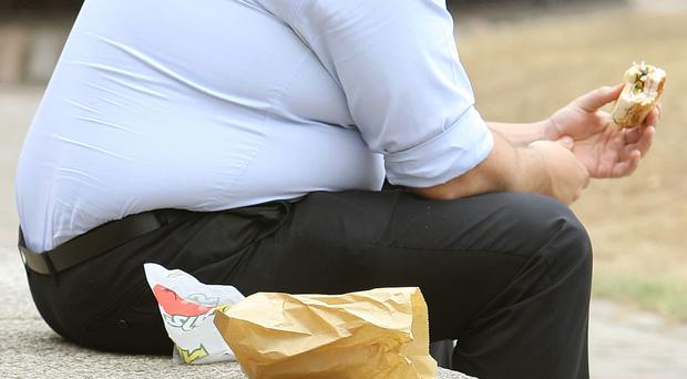 Strategies to reduce obesity should focus on reducing calorie consumption, a report said