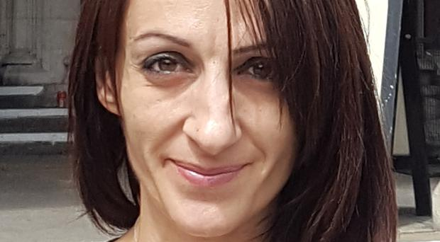 Fitness instructor Christine Evangelou, 41, is one of five Labour Party newcomers who are fighting to win back their leadership election vote in a High Court battle