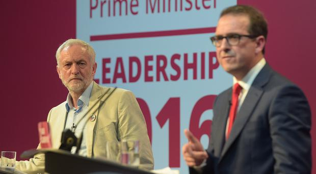 Labour leader Jeremy Corbyn is fighting challenger Owen Smith to remain in charge of the party