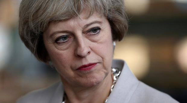 Prime Minister Theresa May said she wanted to maintain strong individual relationships with EU countries and with the bloc as a whole after Britain pulls out.