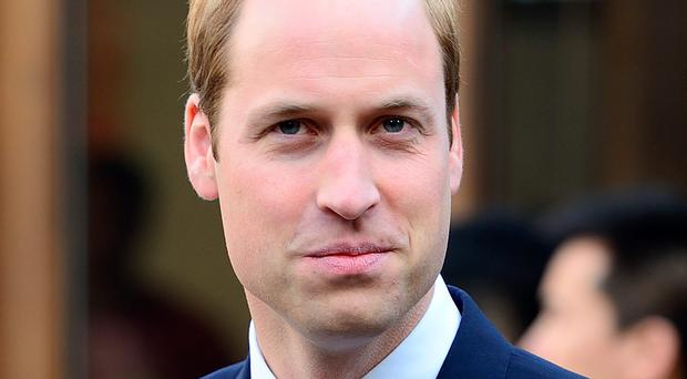 Anniversary: Duke of Cambridge