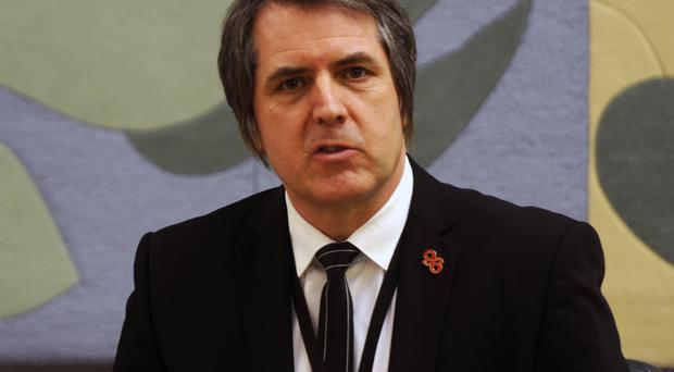 Steve Rotheram is Labour's candidate for metro mayor of Liverpool