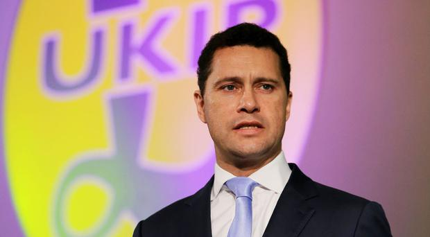 Steven Woolfe was seen as the front-runner in the Ukip leadership race until he missed the nominations deadline