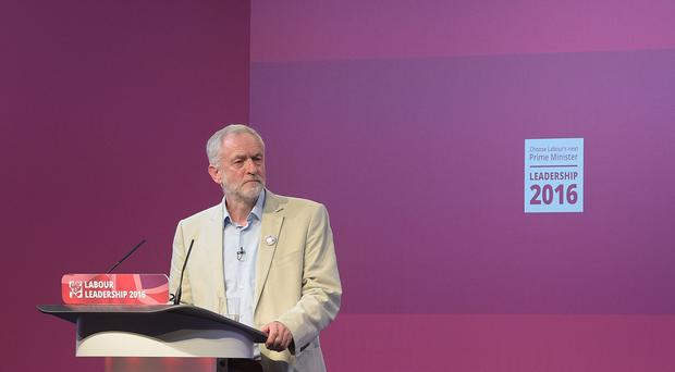 Unison is backing Jeremy Corbyn for Labour leader