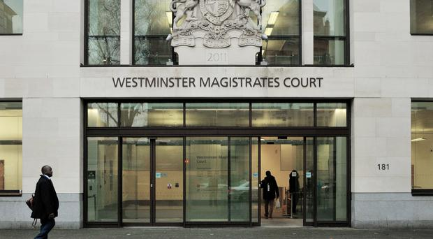 Avni Metra, speaking through an interpreter, told Westminster Magistrates' Court he would not get a fair trial in Albania