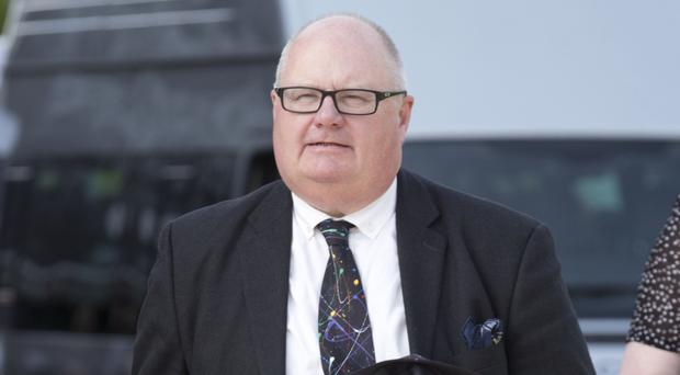 Sir Eric Pickles criticised councils, the police and the election watchdog for failing to halt the spread of electoral fraud
