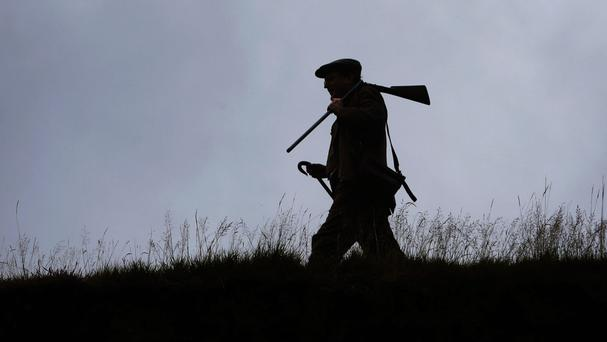 The Scottish Gamekeepers Association said that the economic contribution of shooting has never been more important