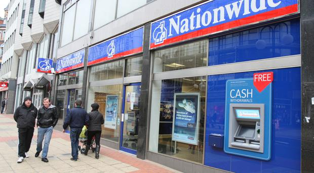 Nationwide saw underlying pre-tax profits fall 6% to 368 million pounds in the three months to the end of June