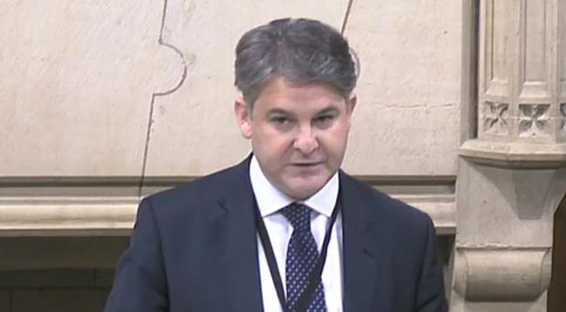 Conservative MP Philip Davies said politically correct men pay too much attention to what he termed militant feminists
