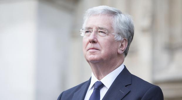 Defence Secretary Michael Fallon thinks the firm's closure is right outcome for armed forces.