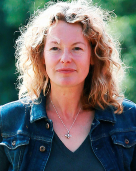 Childless: Kate Humble