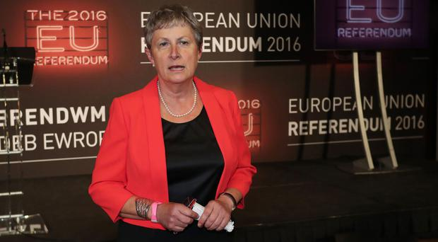 Pro-Brexit MP Gisela Stuart is facing accusations of hypocrisy after calling for the rights of EU citizens in the UK to be protected.