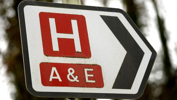 The report said patients who walk through the doors of A&E do not necessarily need to be treated by an emergency medicine doctor