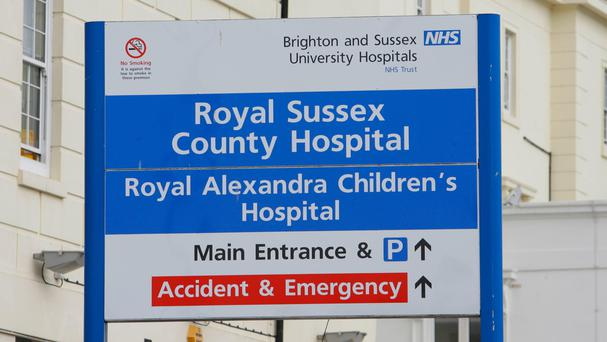 Brighton and Sussex University Hospitals NHS Trust, which runs the Royal Sussex County Hospital, has been placed into special measures
