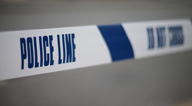 Police were called to a street in Hayes, west London, following reports of a stabbing