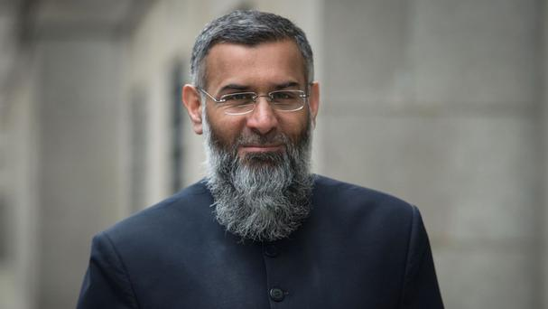 Anjem Choudary's wife is under police investigation