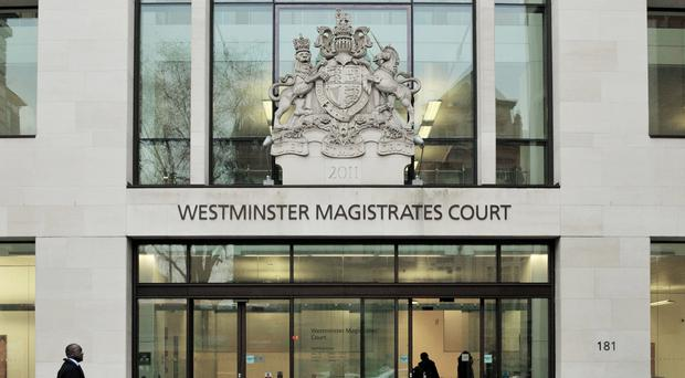 Avni Metra told Westminster Magistrates' Court there was