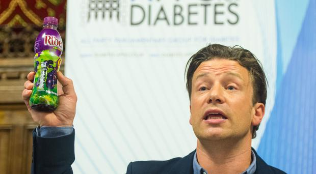 Jamie Oliver has long been at the forefront of campaigning to improve the nation's diet