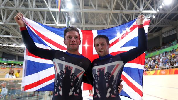 Manchester is where Great Britain's cyclists such as Jason Kenny and Callum Skinner are based