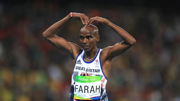 Fantastic Farah completes 'double double' after surging to 5000m glory