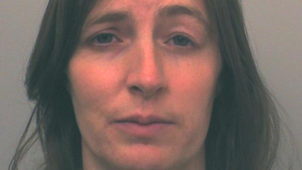Sarah Williams was handed a 30-year minimum term for murder (Lancashire Police/PA)