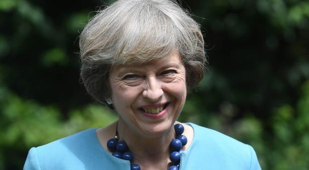 Theresa May introduced the Modern Slavery Act in 2015 while she was home secretary