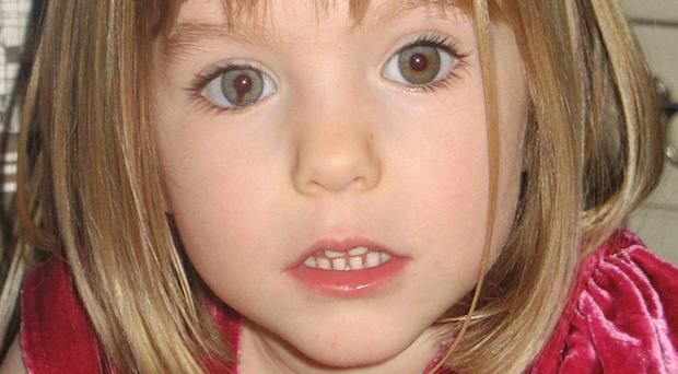 Madeleine McCann disappeared during a family holiday in Portugal in 2007 (Family handout/PA)