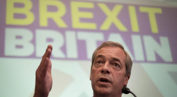 A former adviser to Nigel Farage said the outgoing Ukip leader is not endorsing Donald Trump