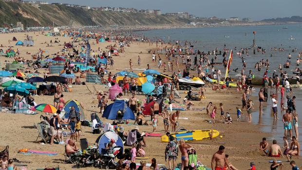 FIVE now dead at Camber Sands