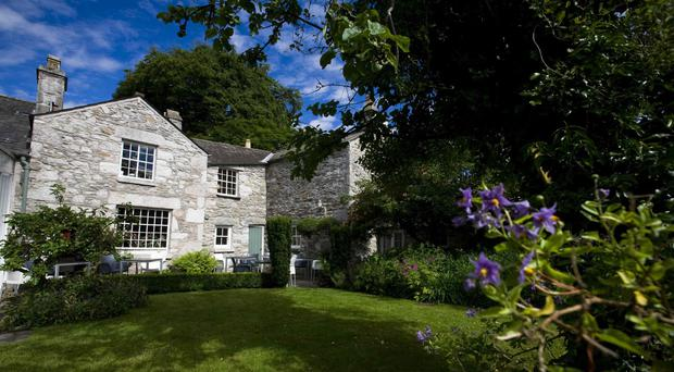The restaurant L'Enclume in Cartmel, Cumbria, has again been named the top place to eat