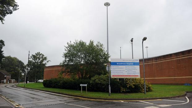 Peter Sutcliffe has reportedlty been moved from Broadmoor psychiatric hospital, pictured